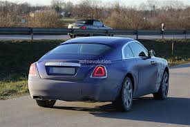 roll royce wraith matte 2017 rolls royce wraith facelift starts testing autoevolution