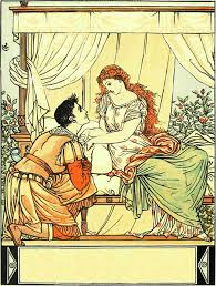 project gutenberg ebook sleeping beauty picture book