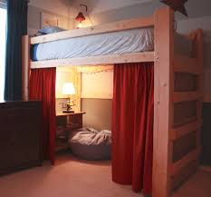 diy bunk bed plans architecture twin over full how to build