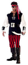 amazon com california costumes men u0027s cutthroat pirate