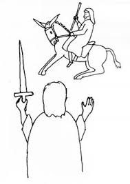 balaam u0027s donkey talks numbers 22 coloring bible ot exodus