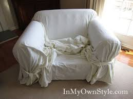 how to slipcover a chair how to cover a chair with a tie on style slipcover nursery