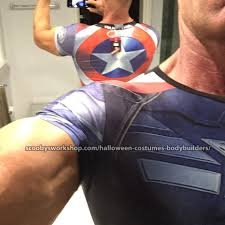 halloween costumes captain america halloween costumes for bodybuilders scooby u0027s home workouts