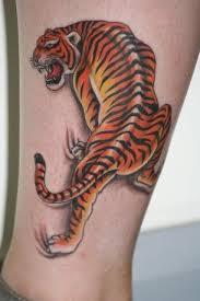 leg badass duck abstract image tattoos for guys design idea for