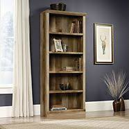 sauder 5 shelf bookcase sauder beginnings 5 shelf bookcase cinnamon cherry canadian tire
