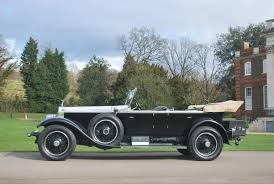 rolls royce sport car 1927 rolls royce phantom i pall mall tourer coys of kensington
