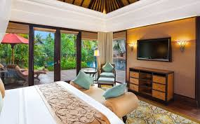 Two Bedrooms by Luxury Villa Bali Lagoon Villa Two Bedroom St Regis Bali And Villa