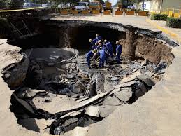Map Of Sinkholes In Florida by Where You U0027ll Be Swallowed By A Sinkhole Business Insider