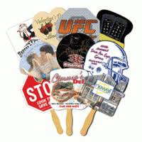 custom paper fans custom printed fans personalized promotional paper fans