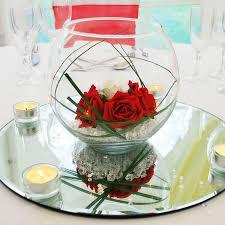 fish bowl centerpieces hire table centrepieces deans chair covers