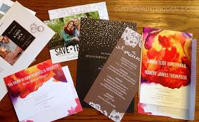 vistaprint wedding invitations free sles from vistaprint for business or wedding new