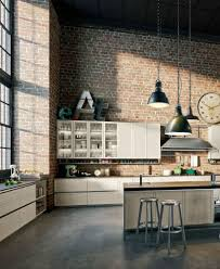 cuisines industrielles kitchen with island frame by snaidero design massimo iosa ghini