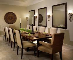 Dark Red Dining Room by Contemporary Dining Room Wall Decor White Backsplash Long Wooden