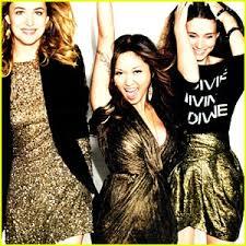 the social cast brenda song social network cast to receive hollywood award