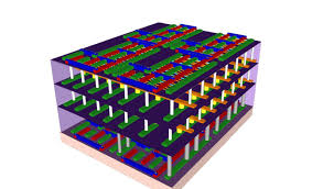 3d computer chips could be 1 000 times faster than existing ones