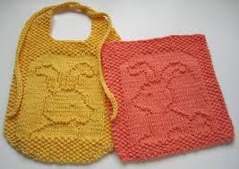 free free easter dishcloth knitting pattern patterns knitting