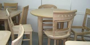 ensemble de cuisine en bois liquidation mauricie chaises tables et meubles en bois