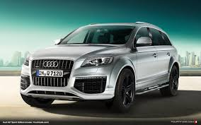 Audi Q7 Colors - audi of america to offer limited run of my2015 q7 sport edition