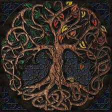 celtic knot tree by lovemystarfire on deviantart