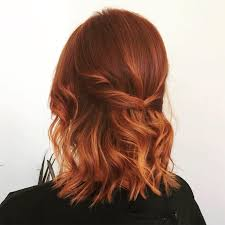 auburn copper hair color we re falling for pumpkin spice hair color wella stories