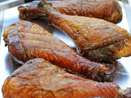 thanksgiving smoked turkey recipe smoked turkey legs recipe andrew zimmern food u0026 wine