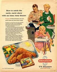 thanksgiving the tv dinner sociological images