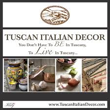 Tuscan Home Accessories Tuscan Home 101