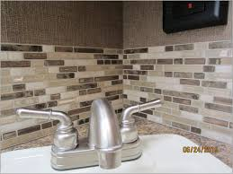 Kitchen Peel And Stick Backsplash White Tile Backsplash Kitchen Kitchen Backsplash Tile Stick On