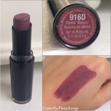Wet N Wild Halloween Makeup by Wet N Wild Mega Last Lipcolor In Ravin U0027 Raisin Follow My