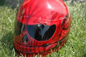 custom painted motocross helmets and airbrushing chicago airbrushed motocross helmets custom