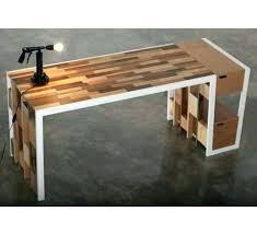 tables de bureau table de bureau design excellent table de bureau en bois design