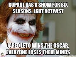 Jared Leto Meme - leto meme