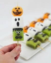 Easy Healthy Halloween Snack Ideas Cute Halloween Fruit And 119 Best Healthy Halloween Food Images On Pinterest Halloween