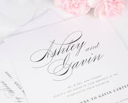 timeless wedding invitations u2013 wedding invitations