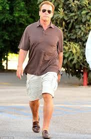 Arnold Schwarzenegger Halloween Costume Arnold Schwarzenegger Admits Hiding Heart Surgery Running