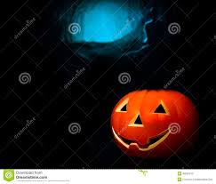 scary halloween photo background scary halloween pumpkin in dark forest royalty free stock photo