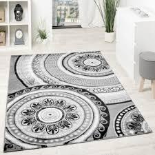 designer carpet with border glitter yarn classic ornaments in