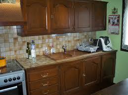 customiser des meubles de cuisine cuisine relookée atelier côté déco