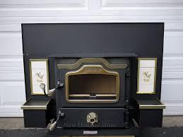 black friday fireplace insert wood stove insert ebay