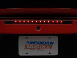 mustang third brake light restore axial mustang smoked led third brake light 398336 99 04 all