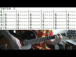 corvette chords guitar lessons prince corvette tab