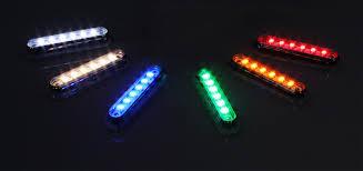 miniature rectangle led accent light 24 lumens led light