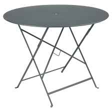 Grey Bistro Table Bistro Collection Fermob Outdoor Furniture
