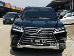 lexus lx 570 indonesia lexus lx570 mobil bekas baru dijual di indonesia dari 37 mobil