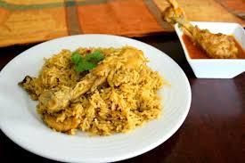Biryani Decoration Chicken Biryani Dindigul Thalappakatti Style Step By Step