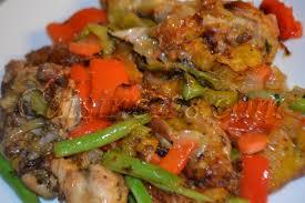 recette de cuisine africaine poulet dg cuisine camerounaise