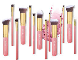 amazon com bs mall new 14 pcs makeup brushes premium synthetic