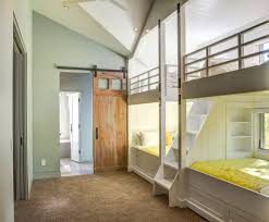 safe room doors home office contemporary with built in storage