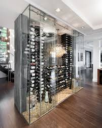 Display Case For Sale Ottawa A Passion For Wine Contemporary Wine Cellar Ottawa By
