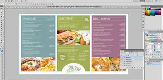 photoshop menu template cafe canteen style menu board psd template eclipse digital media